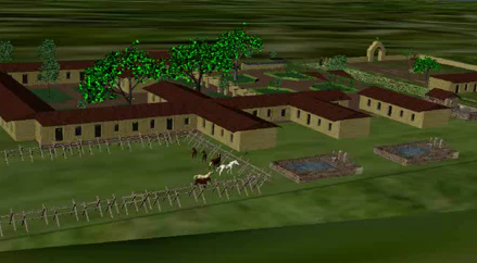 An Animated Report of Mission San Buenaventura