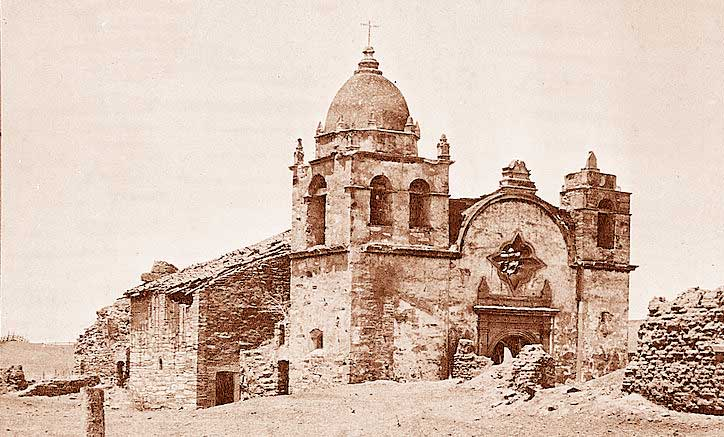 What is the History of Mission San Carlos Borromeo de Carmelo?