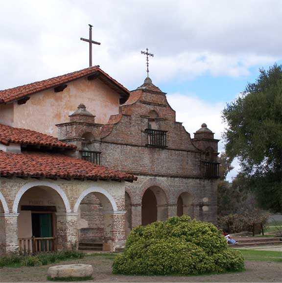 Official Website of Mission San Antonio De Padua