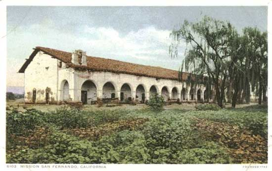 What is the History of Mission San Fernando Rey de Espana?