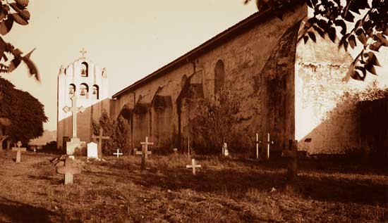 What is the History of Mission Santa Ines?