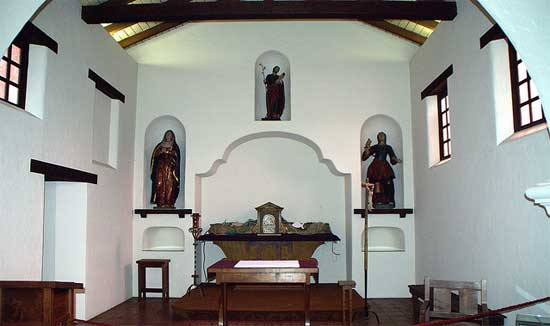 Where Can I Find Resources for the Mission Santa Cruz?